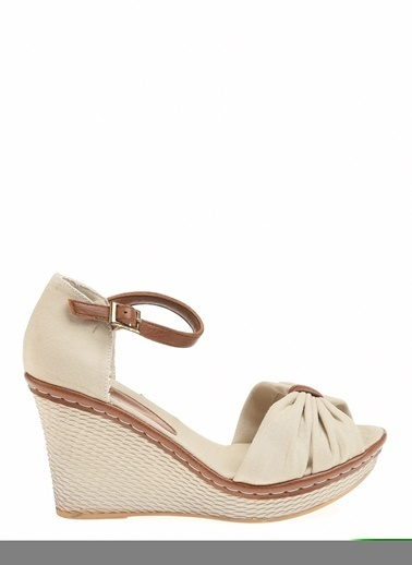 Fresh Company Ayakkabı Bej